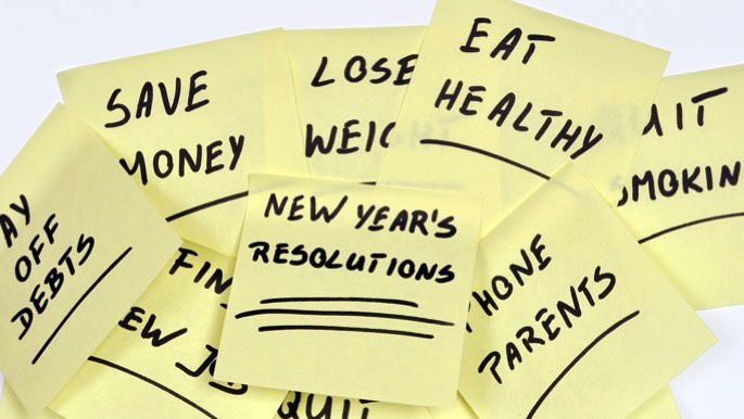 Are New Years Resolutions a good idea or not?